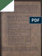 1923 World Distress Why