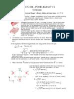 Homework 1, Solutions.pdf