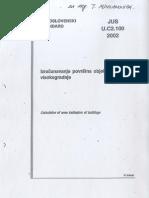 Jus-u-c2-100-2002 Standard Za Obracun Povrsina Objekata