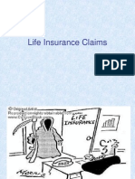 Underwriting of Risks