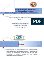 Presentación Informe de Proyecto de Ext Soc Grupo Nro. 1 (1)