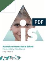 ais elementary handbook web