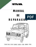 Land Rover 2500 IV