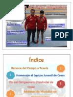 Antorcha Andújar Magazine (Marzo)