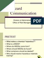 Hazard Communication2