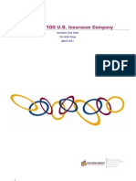 Case Study - Fortune 100 Us Insurance Companies