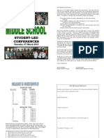SLC Program Guide and Schedule for Grade 5
