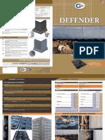 Geoplast Defender Catalogue