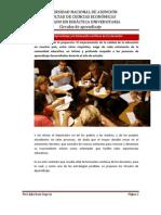 1- Los Círculos de Aprendizaje y la formación continua de los docentes