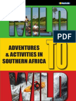 Mild to Wild Adventures in Southern Africa ISBN 9781770264571