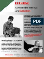 Curso de Tango en Sus Musicas...