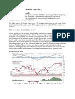 Wealthbuilder Stock Market Brief 1st March 2013