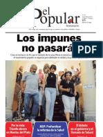 El Popular N° 213 - 22/2/2013