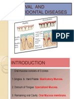 Lecture - Cogingival and periodontal diseases
