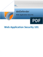 Web Application Security 101