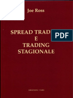 Joe Ross - Spread Trading E-Trading Stagionale Italiano