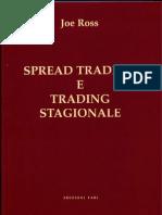 Joe Ross - Spread Trading E-Trading Stagionale Italiano