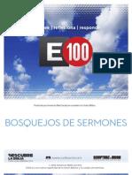Sermones E100