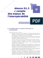Competence D1 3