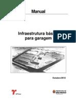 Manual Infraestrutura garagem_Reviisão_01 outubro2012