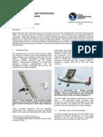 Bolted aluminum aircraft airframe