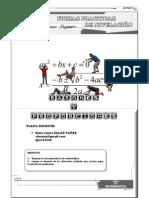 Guia Practica 01 Razones y Proporciones 2012