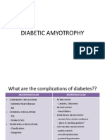 Diabetic Amyotrophy