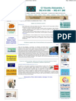 Alhaurin.com. Periódico independiente de Alhaurín de la Torre. Transparencia versus privacidad