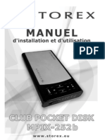Club MPiX 252b Manual FR