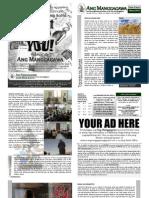 Ang Manggagawa Vol 2 Issue 3 (March 2013).