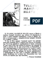 Ilocano Bible - Help From Above