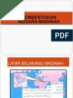Pembentukan Negara Madinah