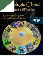 Astrologia China - Los 4 Pilares Del Destino