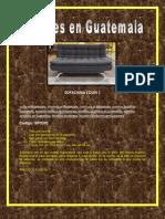 Muebles en Guatemala