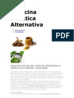 Medicina Holística Alternativa