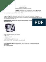 Equivalencias Entre Tm21 y Tm31