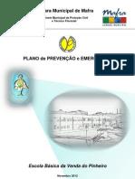 Plano Emergencia Eb Venda Do Pinheiro