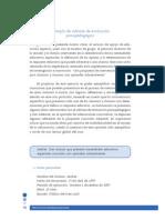 Ejemplo de Informe de Evaluacion Psicopedagogica