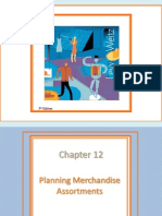 Planning Assortments Chapter 12