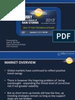 Tech Outlook 1st Half 2013
