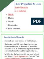 A Materials Properties