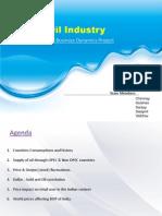 Oil Industry Presentation