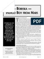 Boriska, Boy from Mars
