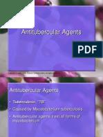 21 Antitubercular Agents Upd