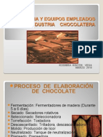 Maquina Ria Sy Equipo s Chocolate Ria