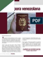 La diáspora venezolana