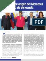 Las fallas de origen del Mercosur y el ingreso de Venezuela