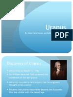 Connor Elder Uranus