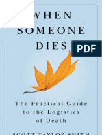 The Practical Guide to the Logistics of Death