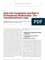 Deal with Complexity and Risk in